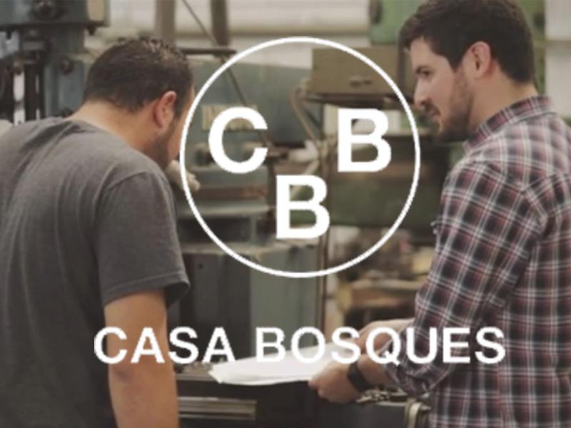 Primer Objeto for Casa Bosques