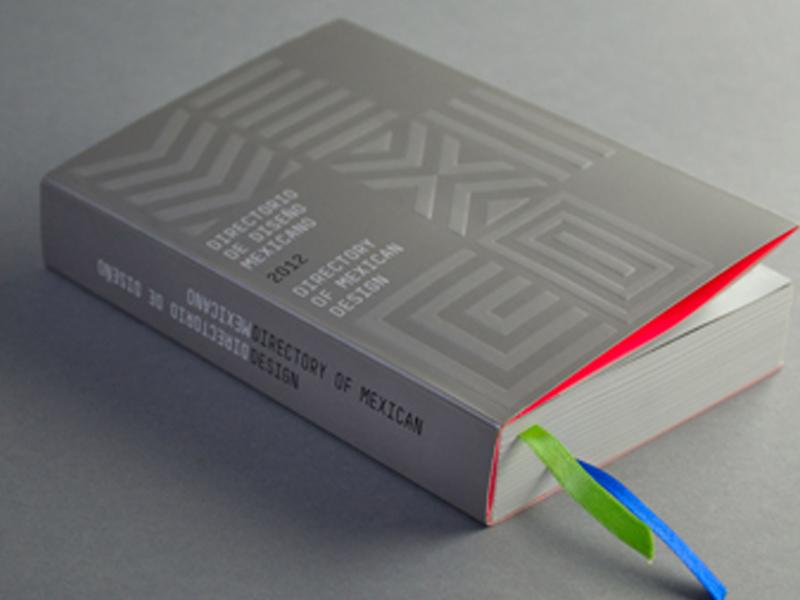 Directorio de diseño mexicano.