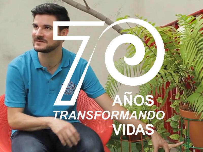 Tec de Monterrey 70th Anniversary