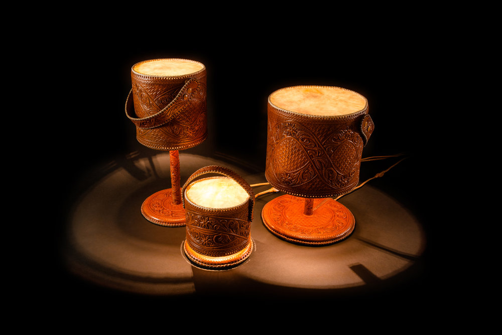 jorge-diego-etienne-chiseled-leather-lamps-9