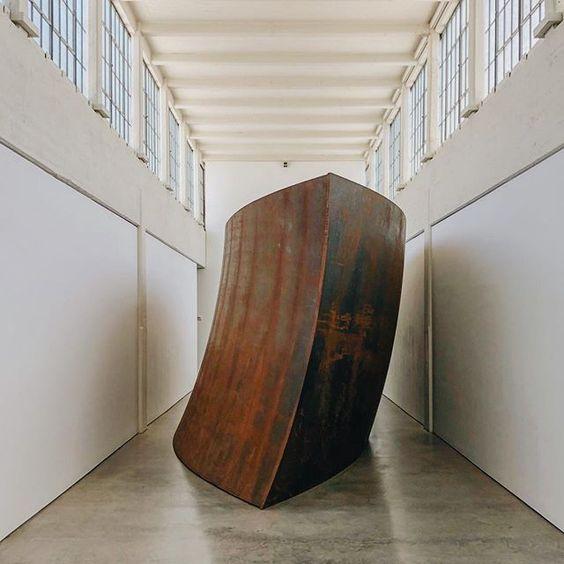 Artwork of Richard Serra