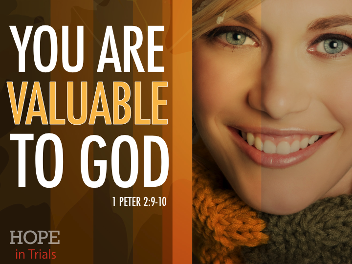 You Are Valuable to God — Grace Baptist Church | Anderson, IN