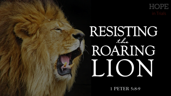 resisting-the-roaring-lion