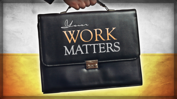 Your Work Matters series