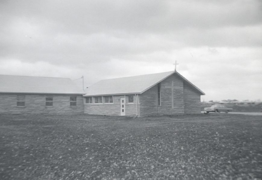 Original GBC Building with 10 New Rooms