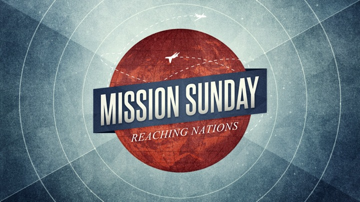 Mission Sunday on October 5