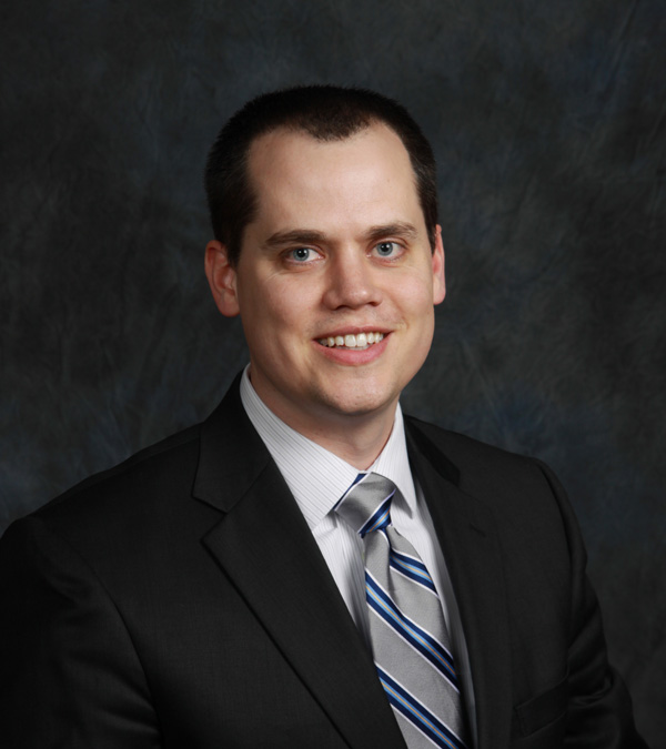 Pastor Josh Crockett