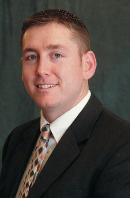 Pastor Daniel Stevens