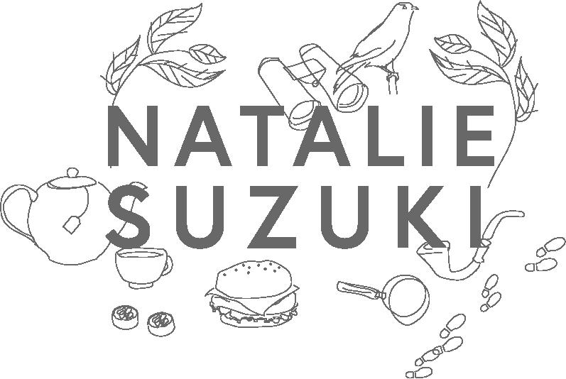 About — Natalie Suzuki