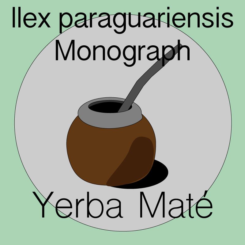 """This was a research article I did on the herbal tea """"yerba maté"""". It is a rigorously researched, factual investigation of this plant and its uses. I used an informative, factual tone with this paper in order to interpret the scientific literature as clearly as possible."""