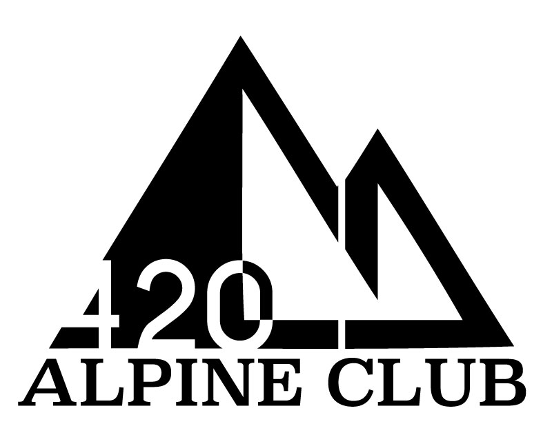 The 420 Alpine Club is a group of people who love hiking and all things Cannabis. We designed this website for them to share what interests them and promote what matters to them most.