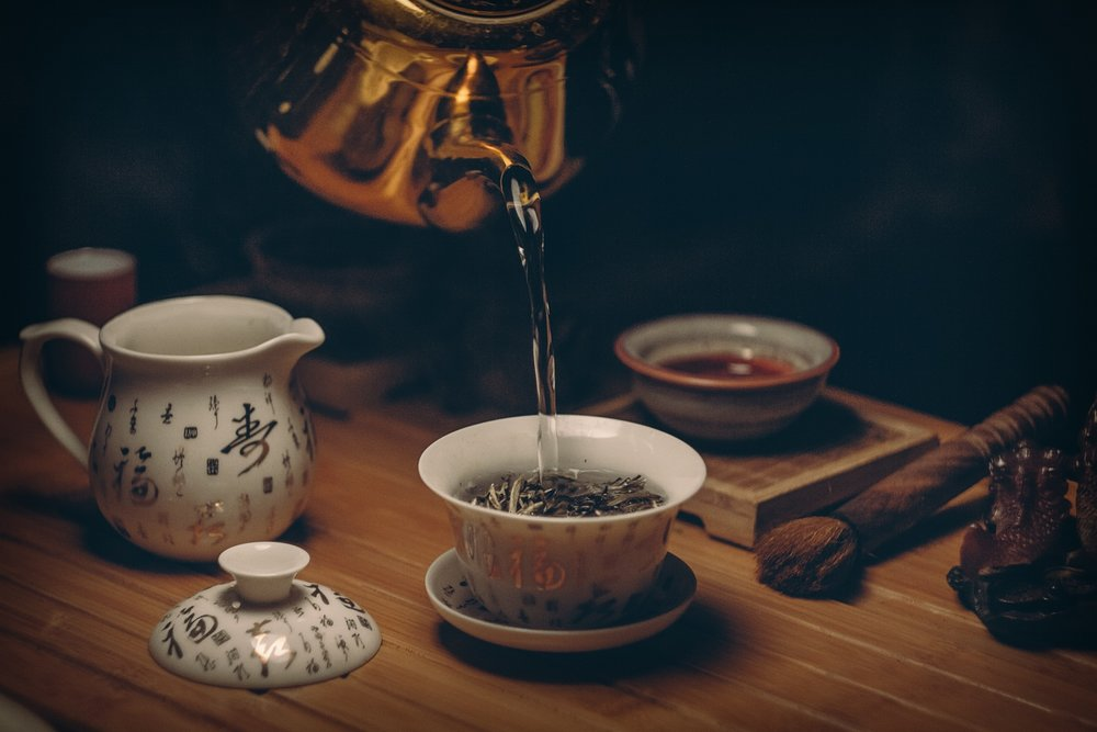 How to prepare tea