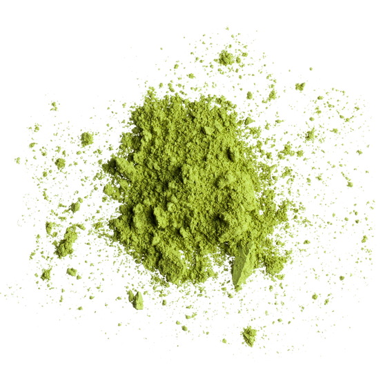 High-quality Matcha is a great source of L-theanine