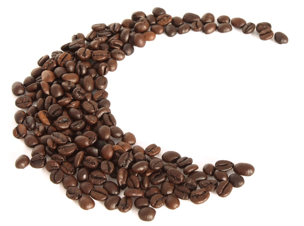 coffee beans caffeine source