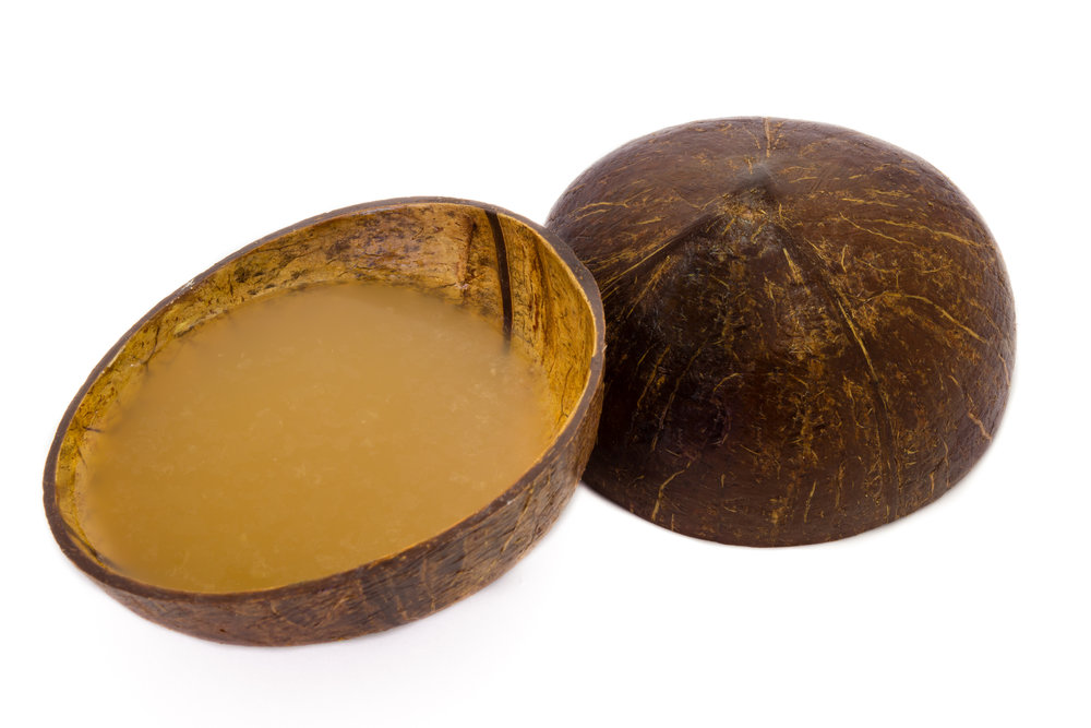 kava kava drink in coconut