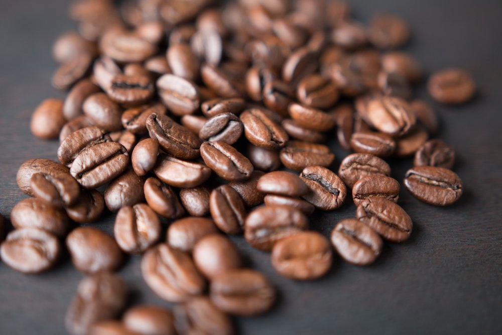 coffee beans caffeine altitude