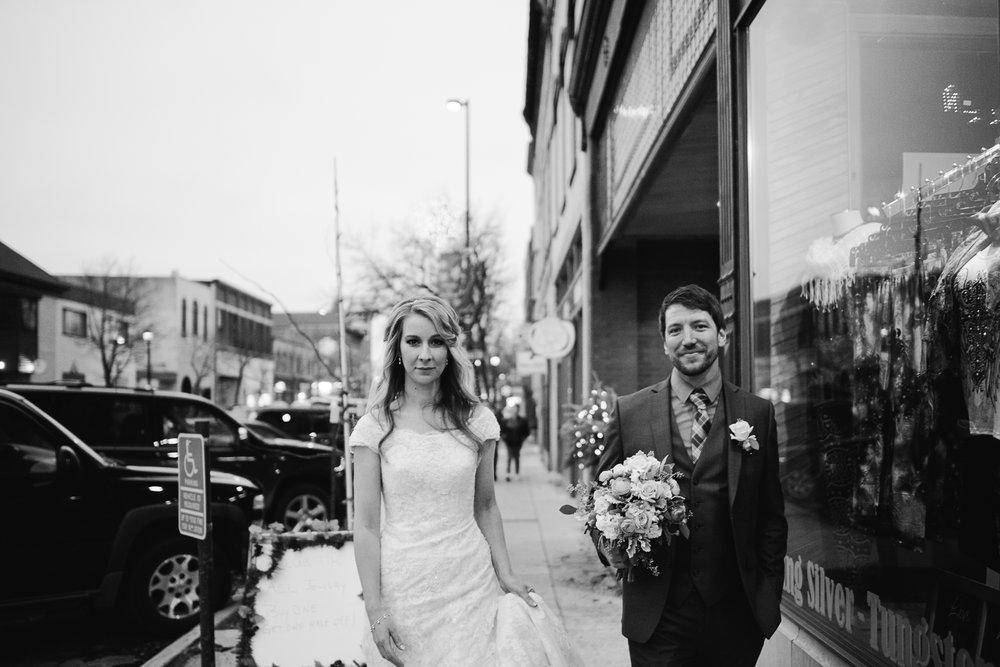Marcela & David/ Minnesota USA