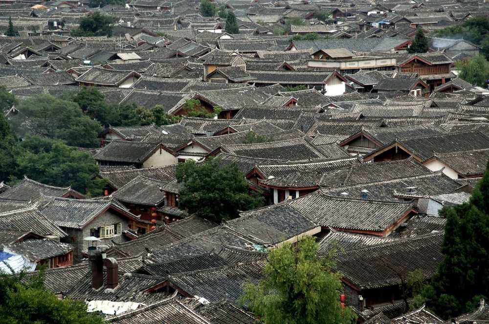 Old Town Lijiang, a UNESCO World Heritage Site