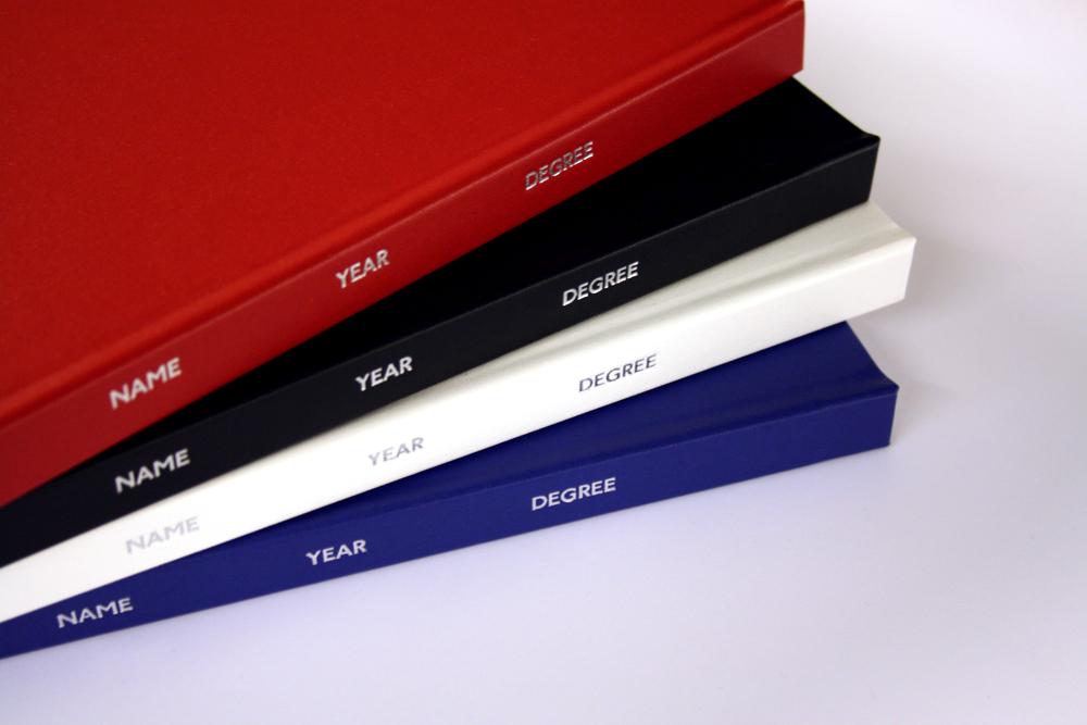 best type of binding for dissertation