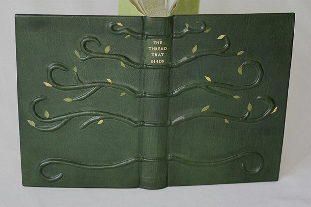 Traditional Fine Book Binding