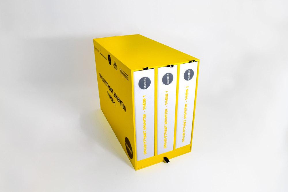 Bespoke Presentation Box
