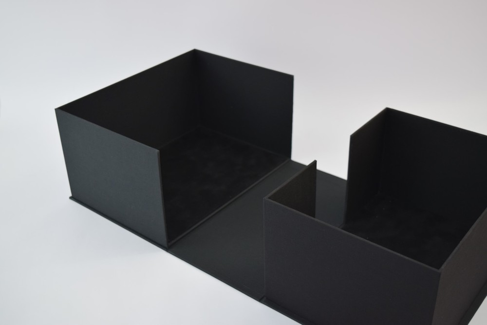 Solander Box Opened