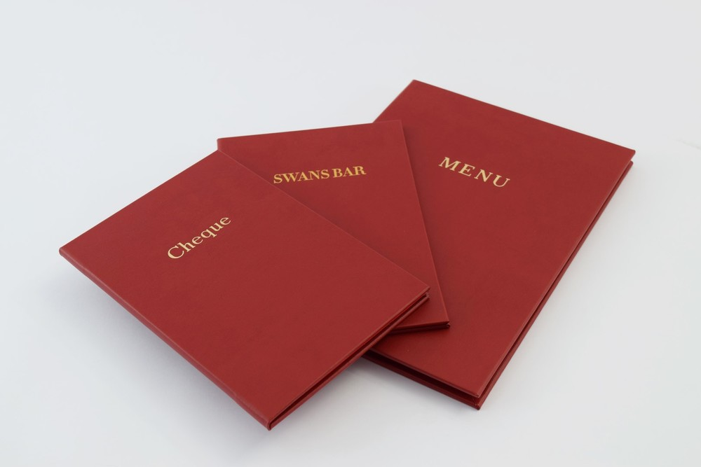 Menu Covers Assouline