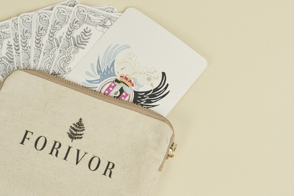 Forivor's-Character-Cards-are-presented-in-an-elegant-organic-cotton-zip-up-pouch.jpg