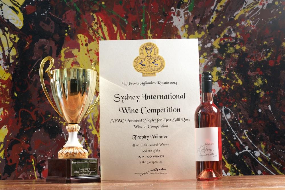 La Prova Trophy Aglianico Rosato Trophy