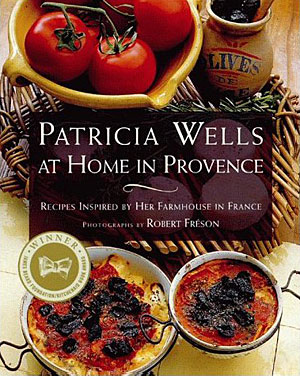 At Home in Provence by Patrica Wells