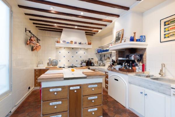 Kitchen rue Jacob