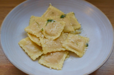 Ravioli - pumpkin, orange and feve tonka.jpg