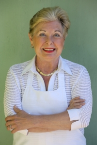 PATRICIA WELLS: JOURNALIST / AUTHOR / COOKING SCHOOL INSTRUCTOR