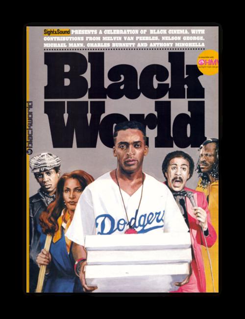 Black World Magazine zwart meisje schreeuwen Porn