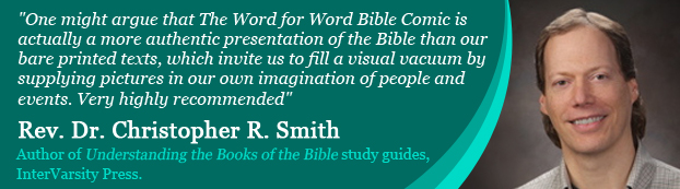 Rev Dr Chris R Smith Scholar endorsement