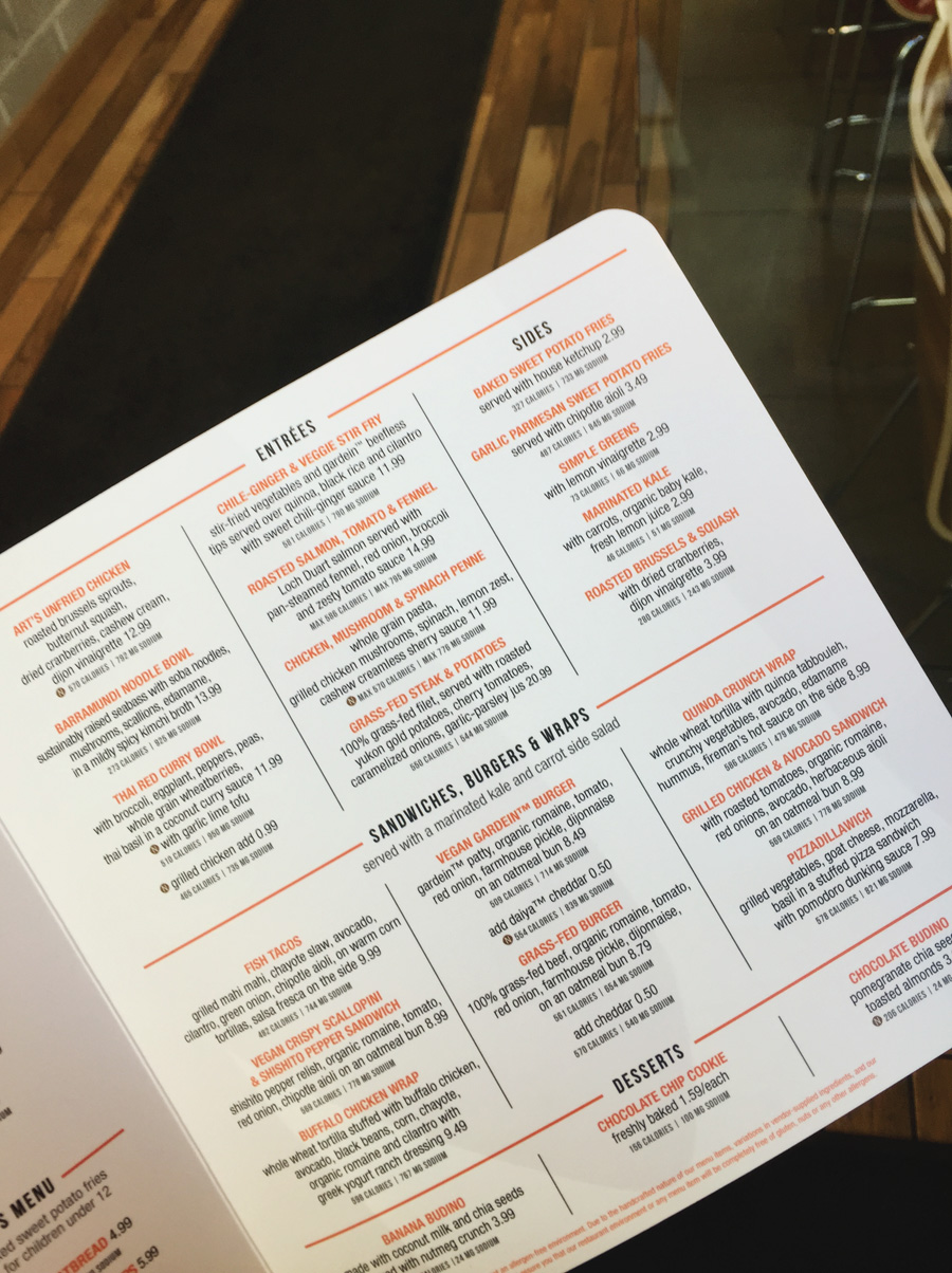 Gluten Free Eating Chicago: Lyfe Kitchen Review — Celery and the ...