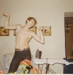 My dad, 1969.