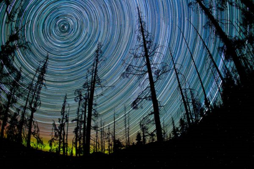 Spiral Stars. Image from news.nationalgeographic.com