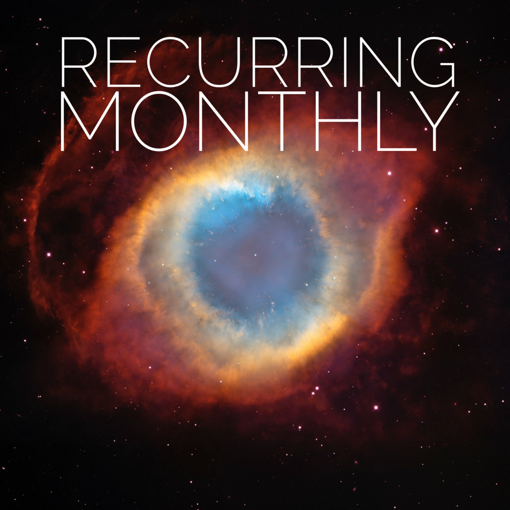 Recurring Monthly - Recurring monthly members have ongoing access to current and previous monthly forecasts for a monthly charge of $11. Use the button below to pay and then click