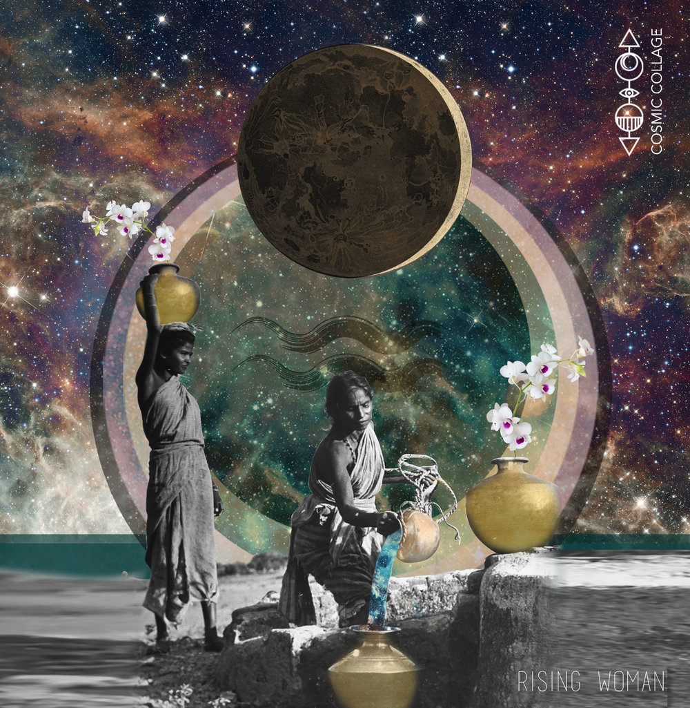 Art by Cosmic Collage