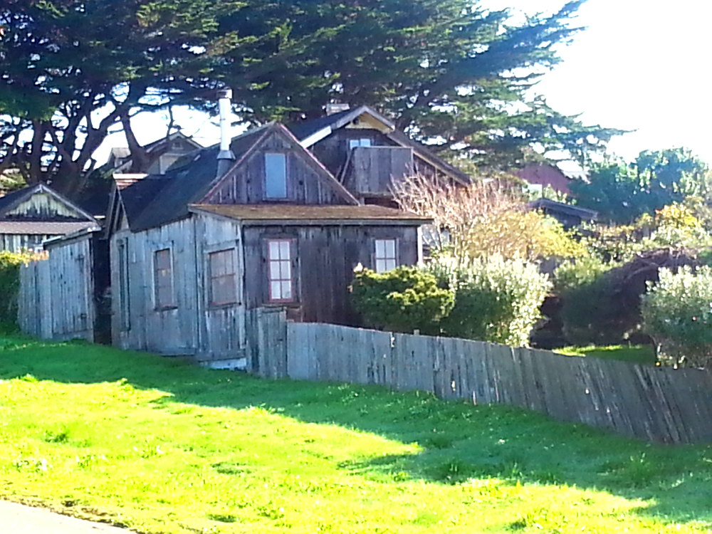 my dream house in Mendocino