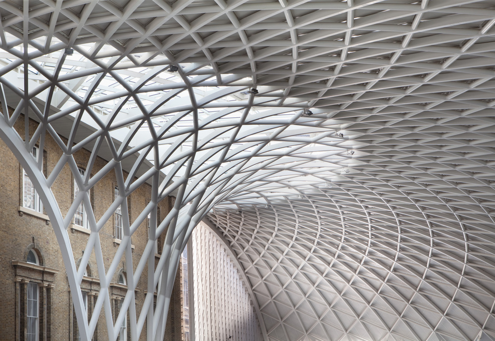 Western Concourse, King's Cross Network Rail