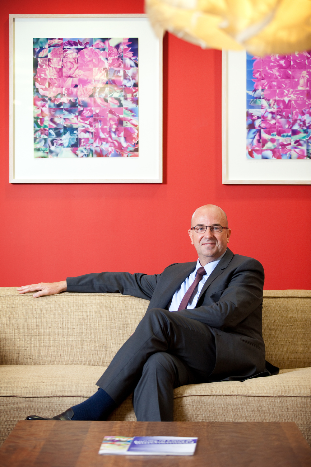 CEO, Roche Diagnostics