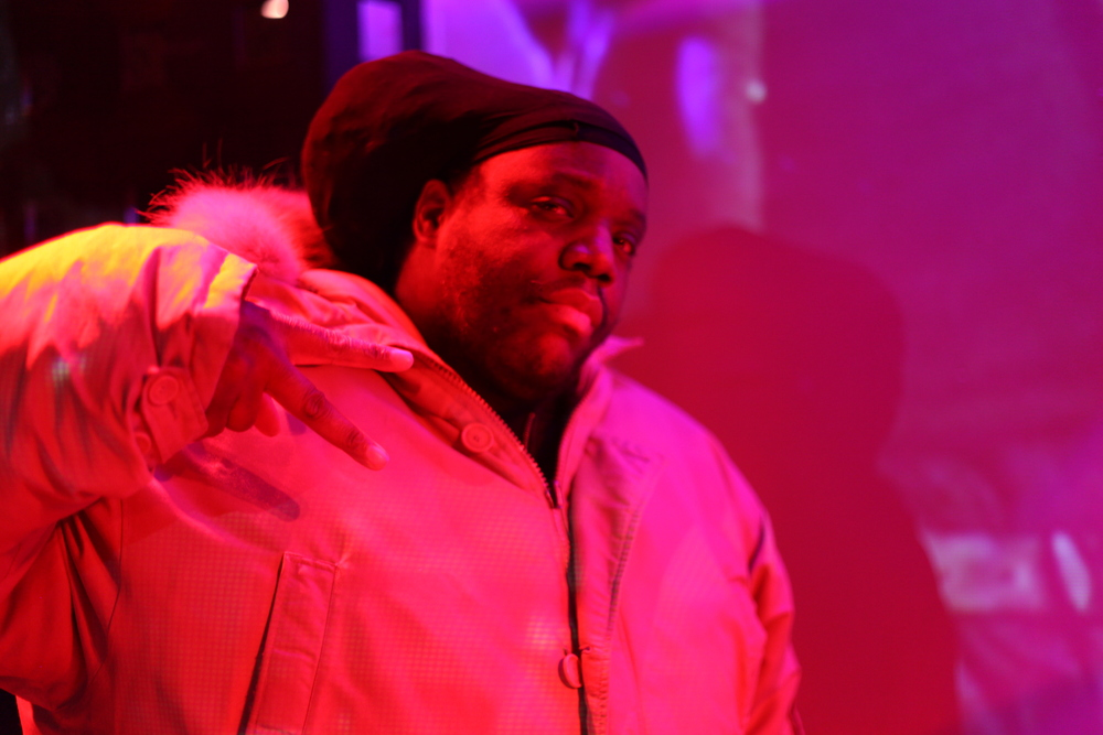 "Smif-N-Wessun's "" Dah Shinin' "" 20th Year Anniversary at S.O.B.s NYC."
