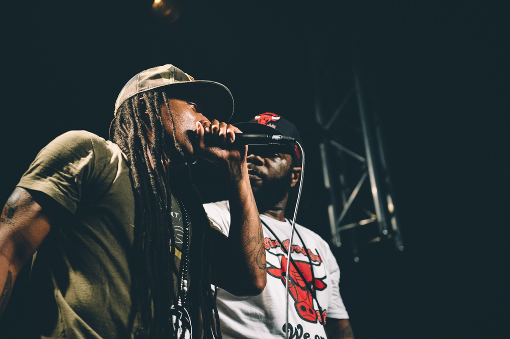 Smif-N-Wessun Tokyo, Japan May 2016  Photographer: cherry chill will | Jun Maekawara