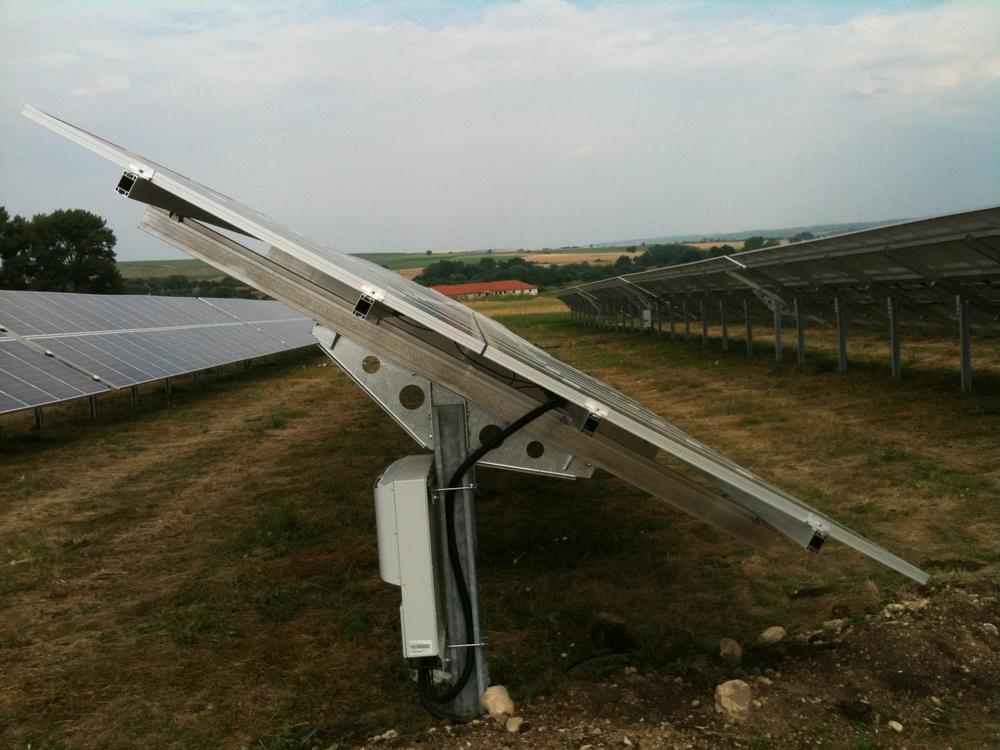 PV Plant Nikolaevo