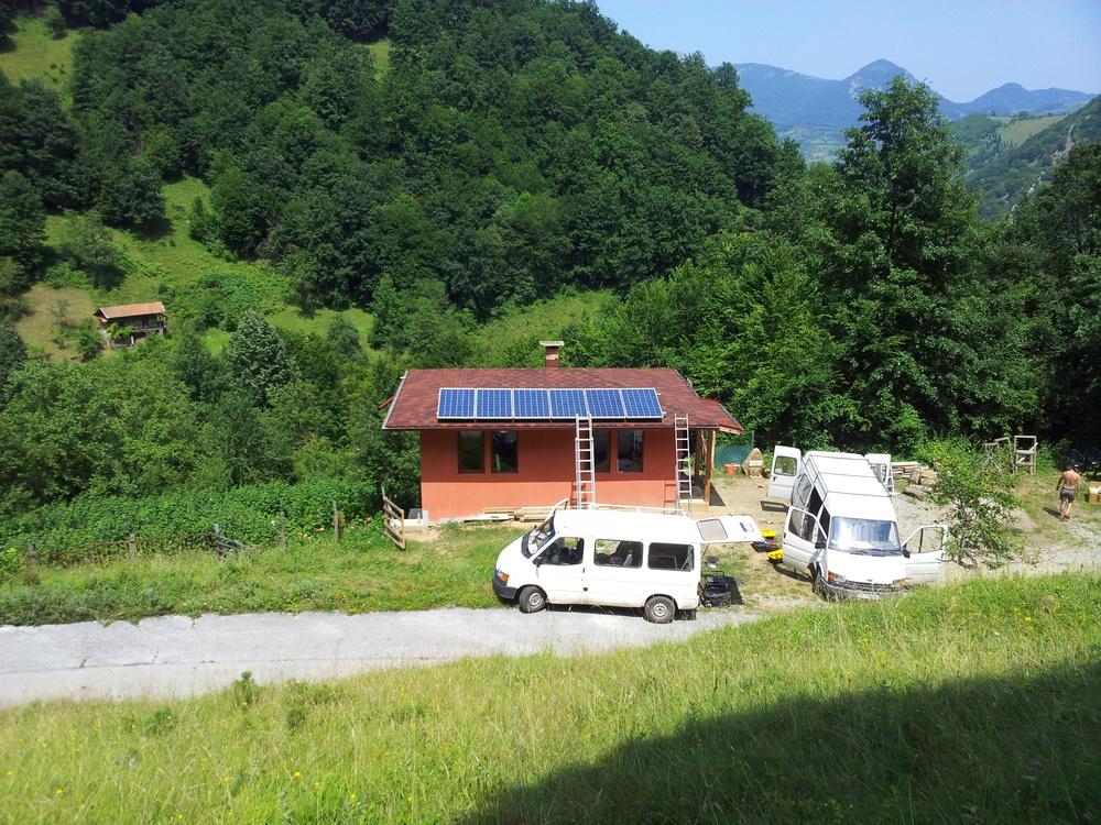 Соларна Централа Тетевен