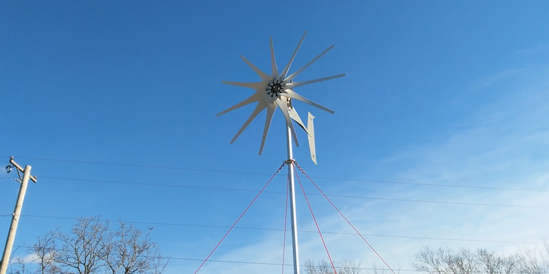 11 Blades wind turbine mounting.jpg