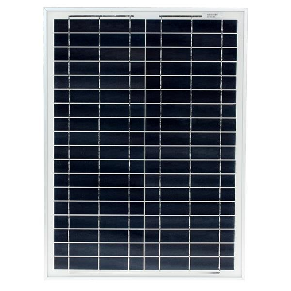 50Wp Polycrystalline photovoltaic solar panel.jpg