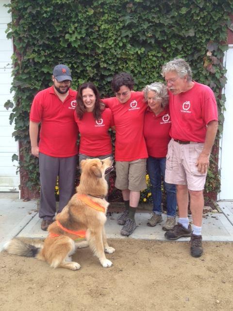 The Door Creek Orchard family team (from left to right) Noah Liz  sc 1 st  Door Creek Orchard & About Us \u2014 Door Creek Orchard